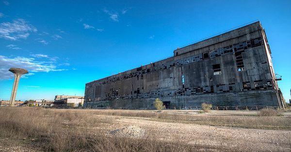 Abandoned Steel Mill By Oleg Xtraboy Via Flickr I Love