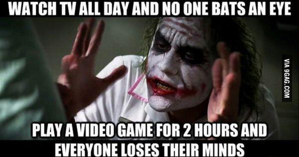 Gamers will understand.