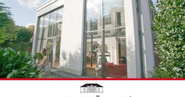 Wohnen und arbeiten in bauhausstil villa engel v lkers for Hausbau moderner baustil