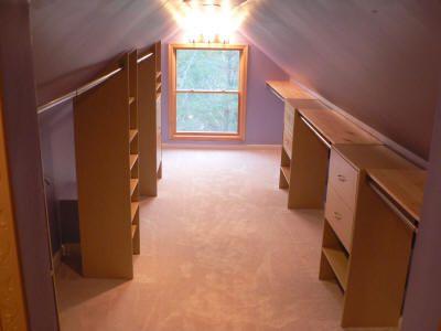 The Cinemabuilder Attic Theater Construction Thread Attic Closet Home Attic Apartment