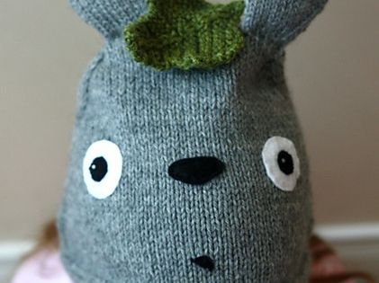 Ravelry: Top Down Bonnet with Anime Character pattern by Adrian Bizilia Kni...