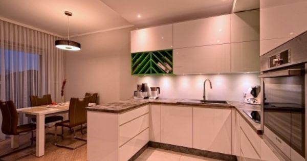 Meble Kuchenne Slupsk Bialo Zielona Kuchnia Pallad Furniture Decor Home Decor