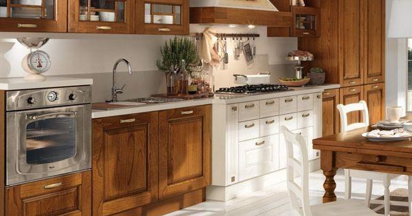 Cucina classica lube modello laura cucine - Cucina lube modello laura ...