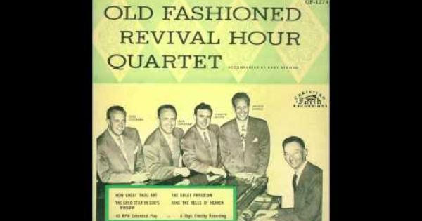 Old Fashioned Revival Hour Choir And Quartet