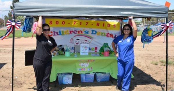 July 4th Celebration With The Children S Dental Funzone Of West Covina Bunnin Chevrolet Of Culver City Dental Kids Covina West Covina