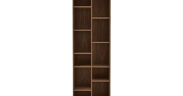 Furniture Village Stack Tall Bookcase Contemporary Light Or Dark Oak Veneers Lacquer Finish Http Www Mightget January 2017