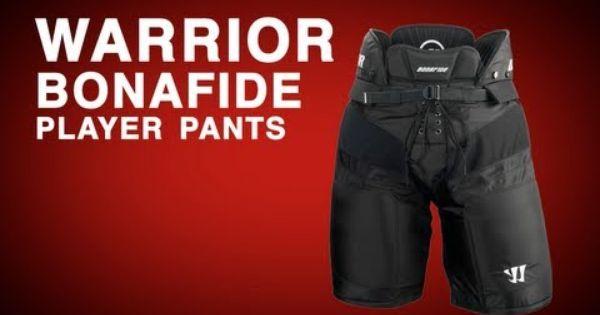 Warrior Bonafide Player Pants 129 99 Www Totalhockey Com Pants Players Warrior