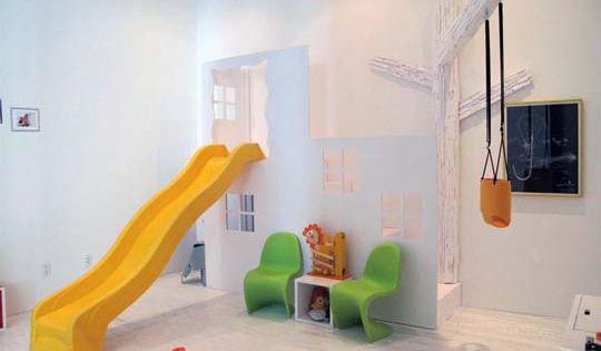 Indoor playground how fun!
