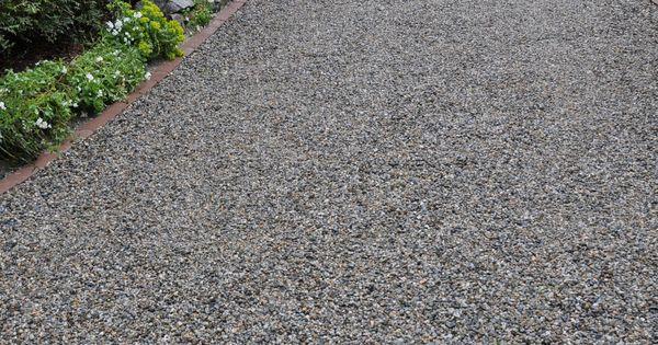 Core Gravel Steep Slope Driveway Install Sunshine Coast