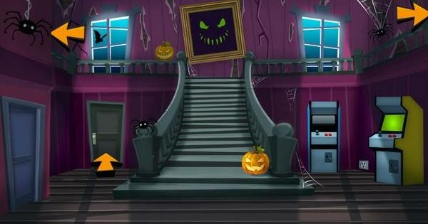Brainy's Haunted House #freegames #escape   Free games ...