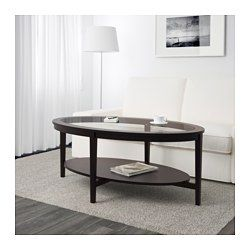 Malmsta Coffee Table Black Brown 51 1 8x31 1 2 Ikea Coffee Table Ikea Coffee Table Brown Coffee Table