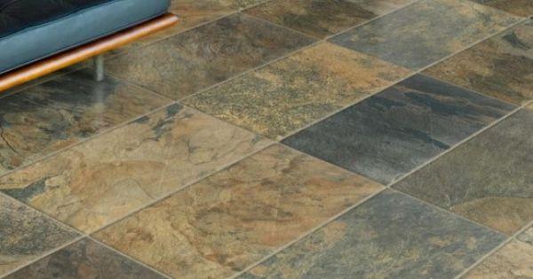 Ceramic Tile Deck