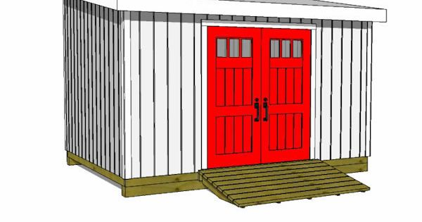 10x14 Shed Plans Large Diy Storage Designs Lean To Sheds Diy Shed Plans Shed Building Plans Shed Design