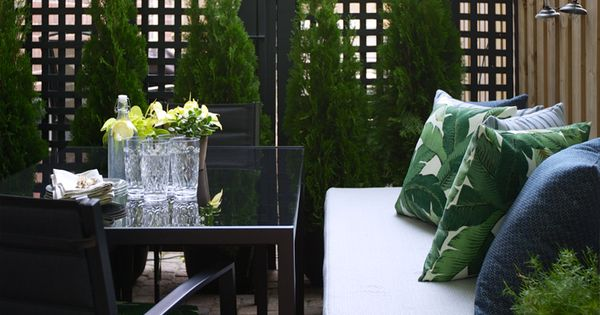Diy Small Patio Makeover On A Budget Get The Look