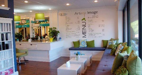 13 Original Salon Decorating Ideas Decor Pinterest