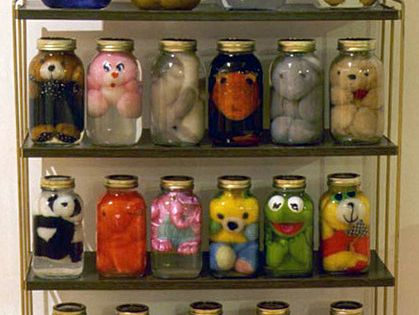 Creepiest Way To Store Your Toys | Stuffed Animals, Toys and Animals