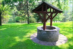 Super Natursteinbrunnen selber bauen | скважина | Brunnen garten YV04