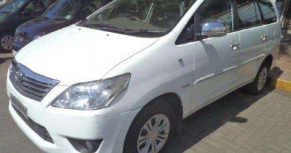 Used Car In Mumbai Kandivli Toyota Innova Toyota Innova