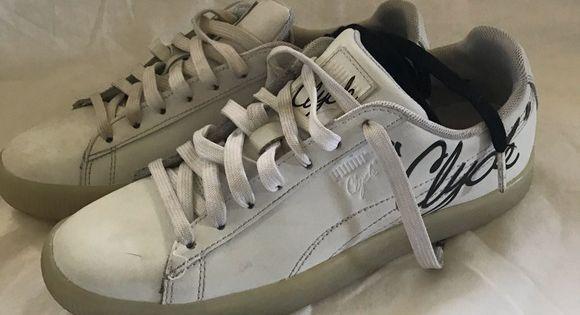 Puma Clyde Drexler shoes   Shoes, Shoes