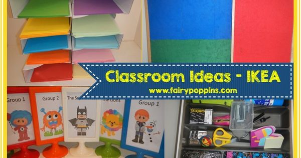 Classroom Ideas Ikea ~ Ikea classroom ideas fairy poppins high school