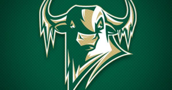 Usf Ice Bulls Main Logo Concept Bull Logo Art Logo Logo Concept