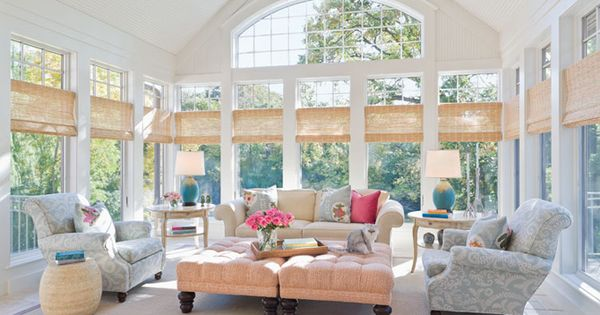 window covering for sunroom
