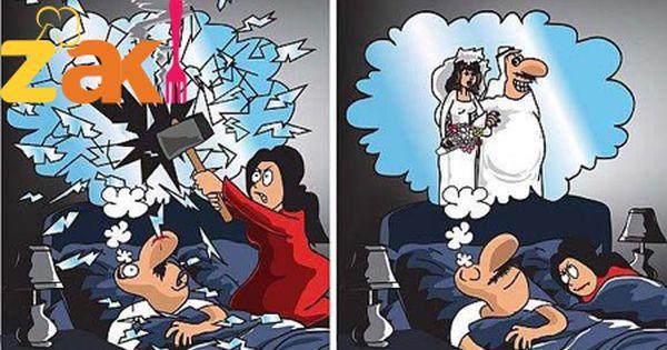 ليش الزوج يتزوج على زوجته زاكي Anime Folk Phobias
