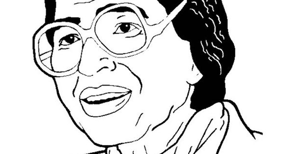 From Knoxnews Com Black History Pages To Color Rosa