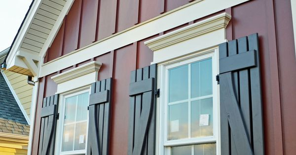 Vertical Plank Siding By James Hardie Home Decor And
