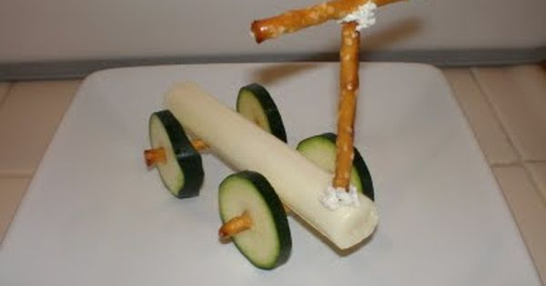 preschool snack but modify