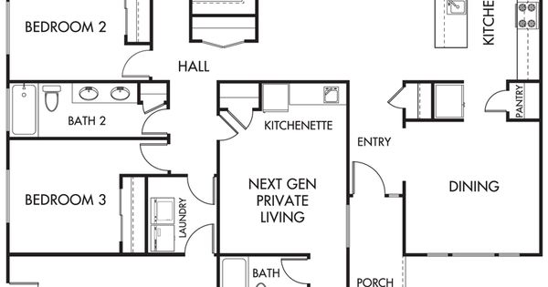 New Multi Generational And Next Gen Homes For Sale In