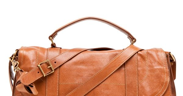 Proenza Schouler PS1 Extra Large Leather in Saddle