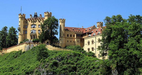 Schloss Hohenschwangau Schwangau Germany Schloss Linderhof Schloss Linderhof