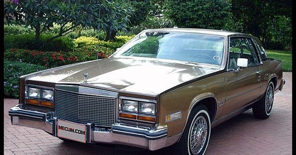 1981 cadillac eldorado coupe my boo pinterest cadillac