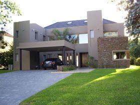 Ac A Arquitectura Casas Modernas Modern House Facades