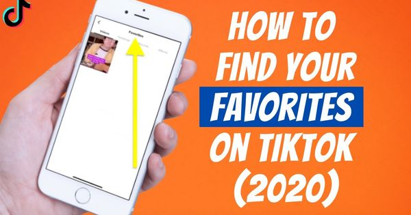 How To Find Your Favorites On Tiktok Videos Hashtags Sounds Effect Finding Yourself Sound Effects Videos