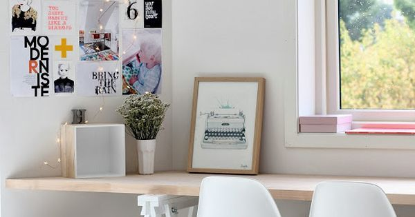 50 most beautiful nordic style workspaces beautiful for Most beautiful office design
