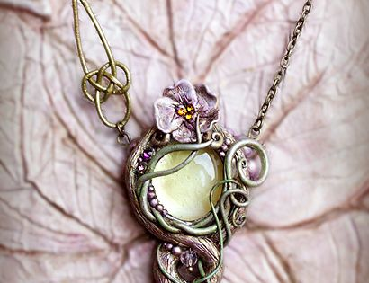 Dawntreader's Jewel - Inspired by the amazingly talented Julia Helen Jeffrey ♥