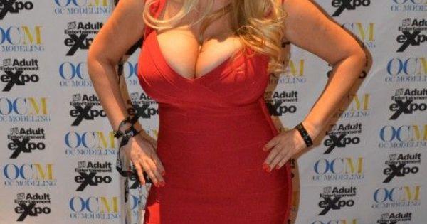 Karen Fisher Tight Red Dress