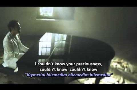 Mustafa Ceceli Yagmur Agliyor English Translation Turkish Lyrics Subtitles By Angellovererbil Translation Muzik Yagmur