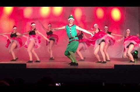 Jingle Bells Hip Hop Coreografia Para Ninos Musical Navideno Youtube Christmas Concert Christmas Dance Jingle Bells