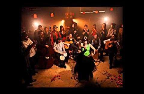 D Callaos Naci En Alamo Concert Flamenco Music