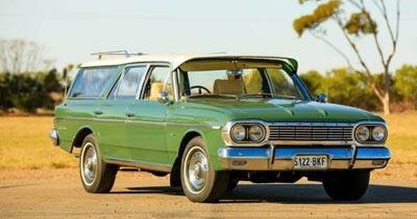 1964 Rambler Classic Wagon Rhd Probably South Africa Or