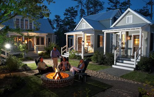 Family cottages to connect with us and our community of for Tiny house family of 6