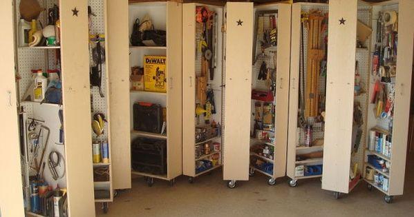 19 astuces pour garder votre garage organis et bien rang garage pinterest garage. Black Bedroom Furniture Sets. Home Design Ideas
