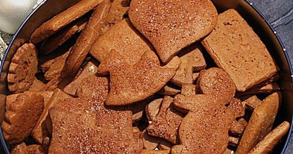 Omas Lebkuchen Ein Sehr Altes Rezept Rezept Mit Bild