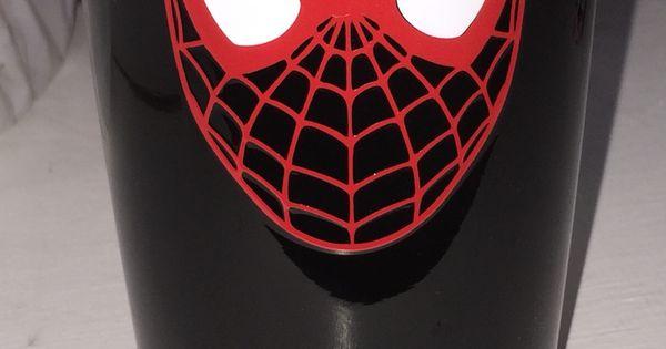 Spider Man 20oz Yeti Cup Lonestar Concepts Amp Design