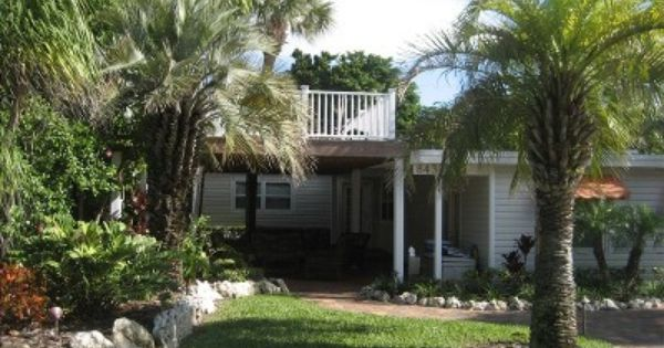 Fun Beach House For Rent 15 Yards From The Sand Private Homes Clearwater Beach Florida