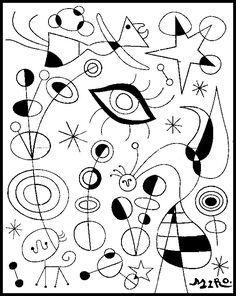 Cuadros De Kandinsky Para Colorear Buscar Con Google