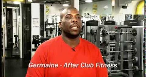 Club Fitness Germaines Story Family Fitness Fitness Personal Training
